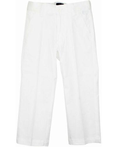 Białe spodnie Il Gufo