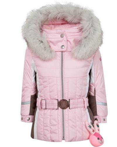 Розовая куртка Poivre Blanc
