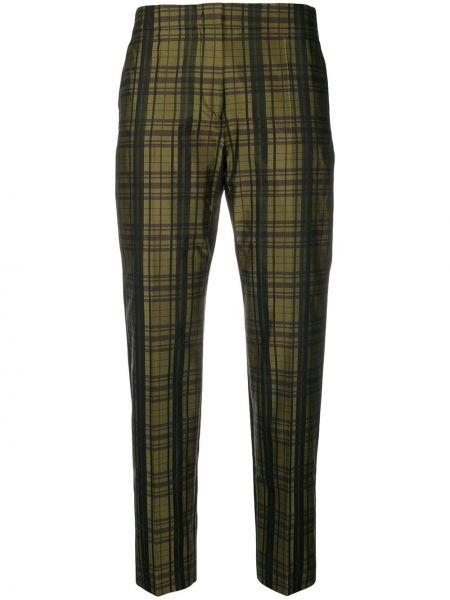 Деловые брюки с воротником Mantu