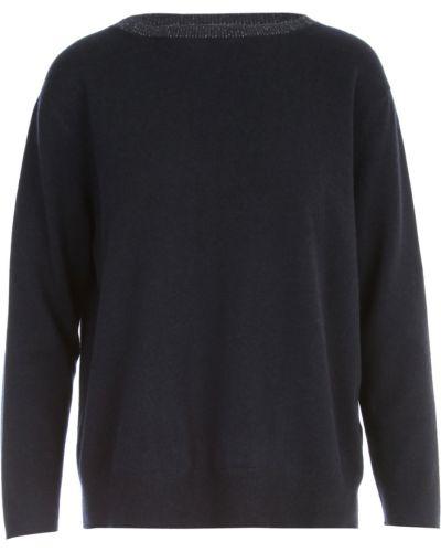 Czarny sweter Fabiana Filippi