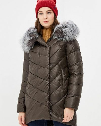 Зимняя куртка осенняя утепленная Lusio