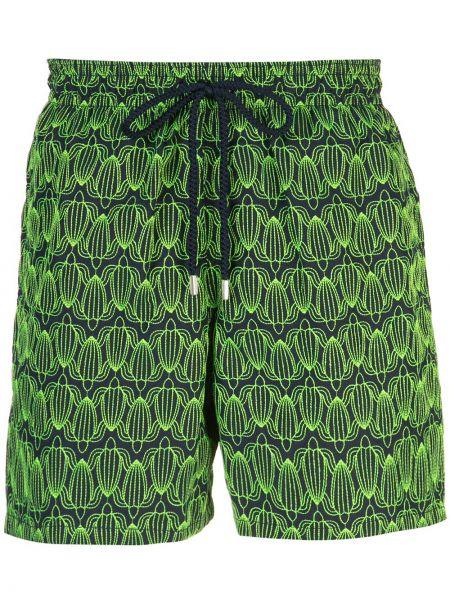 Короткие шорты на резинке с карманами Vilebrequin