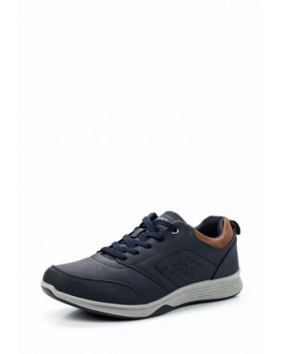 Синие кроссовки из искусственной кожи Zenden Active