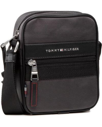 Szary plecak Tommy Hilfiger