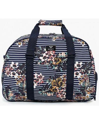 Синяя спортивная сумка Roxy