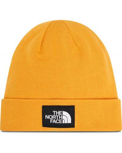 Czapka, żółty The North Face