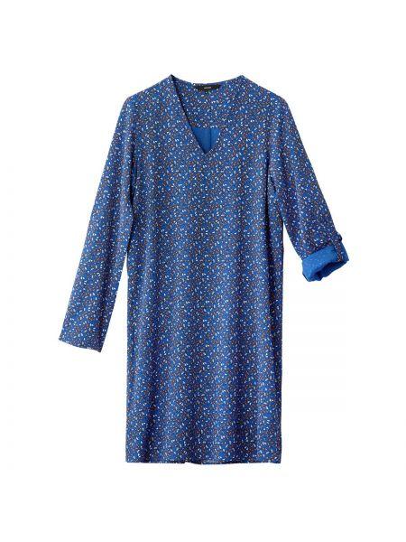 Платье мини с длинными рукавами прямое Vero Moda