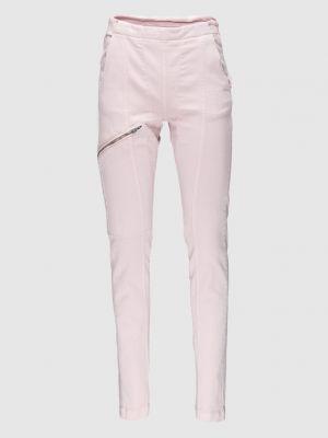 Светло-розовые джинсы Dondup