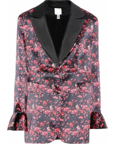 Куртка леопардовая классическая Huishan Zhang