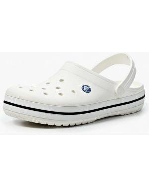 Сабо белый Crocs