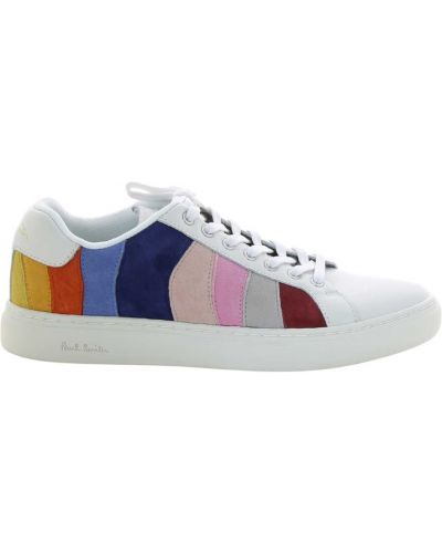 Białe sneakersy niskie Paul Smith