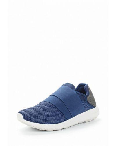 Синие кроссовки Topman