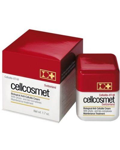 Крем для тела антицеллюлитный Cellcosmet&cellmen