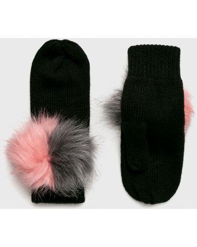 Перчатки текстильные трикотажные Answear