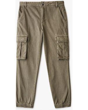Зеленые брюки Sela