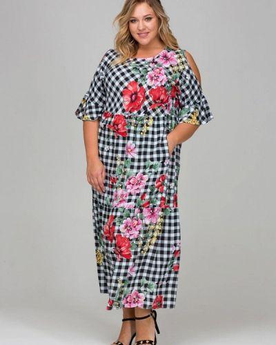 Платье с длинными рукавами весеннее Intikoma