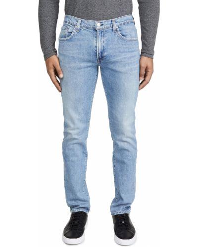 Niebieskie jeansy bawełniane vintage Citizens Of Humanity