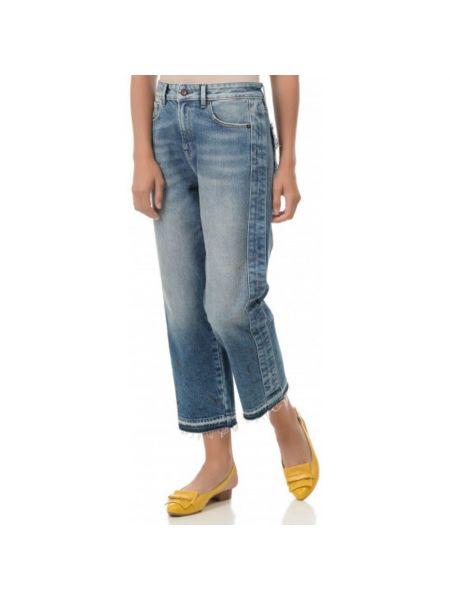Niebieskie mom jeans Denham