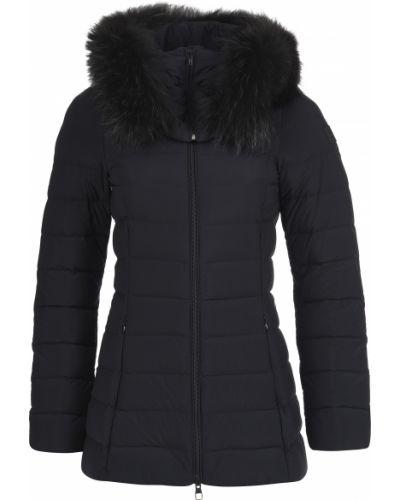 Куртка осенняя черная Montecore