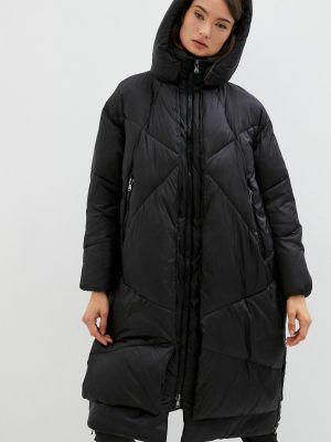 Черная зимняя куртка Canadian