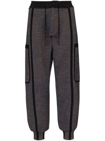 Spodnie bawełniane Byborre