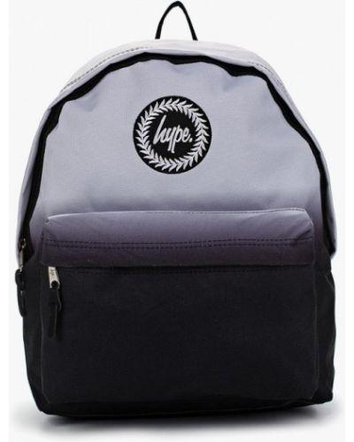 Черный рюкзак Hype
