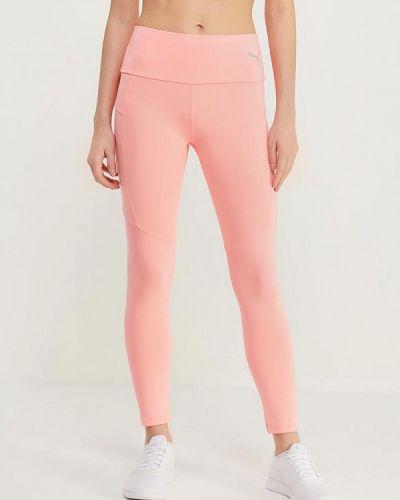 Розовые брюки Puma