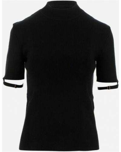 T-shirt - czarna Jacquemus