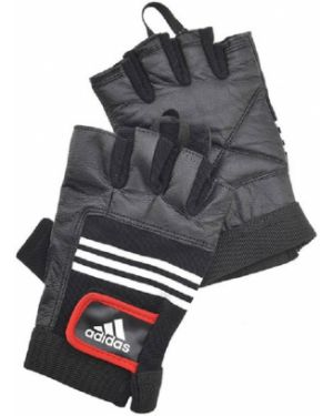 Кожаные перчатки нейлоновые эластичные Adidas