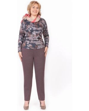 Классические брюки из вискозы с карманами Palla