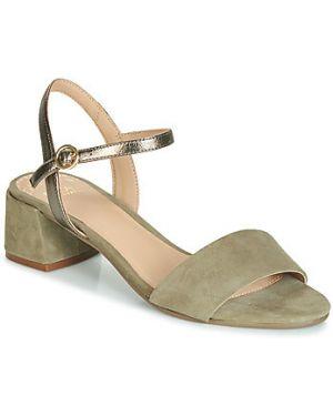 Zielone sandały Bocage