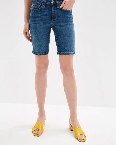 Джинсовые шорты синий Colin's