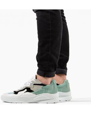 Зеленые кроссовки Filling Pieces