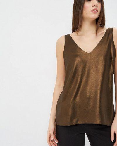 Топ - коричневый Wallis