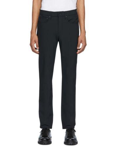 Spodnie o prostym kroju z kieszeniami z paskiem Rag & Bone