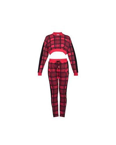 Красный костюм Gcds