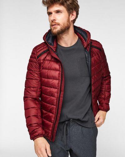 Стеганая куртка - красная S.oliver