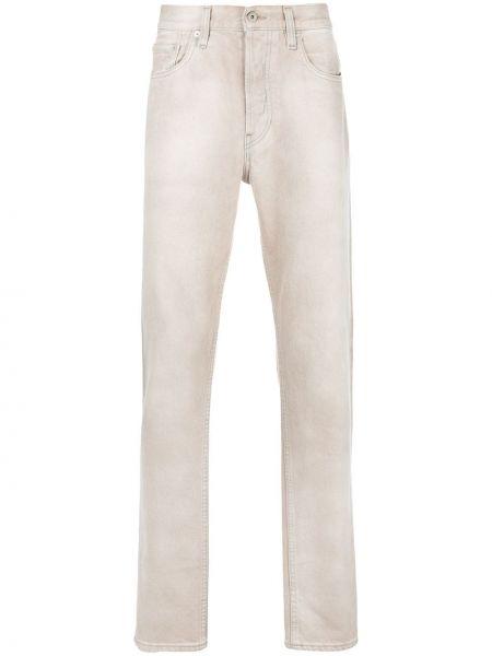 Klasyczne niebieskie jeansy bawełniane Yeezy