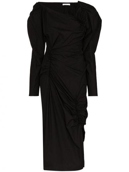 Платье миди макси с рукавами Rejina Pyo