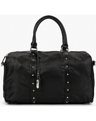 Черная дорожная сумка Fabretti