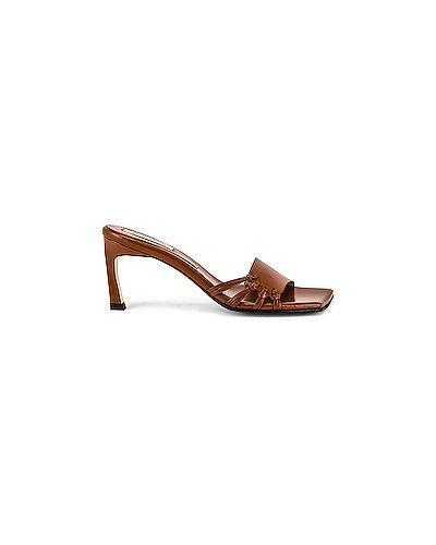 Кожаные сандалии Reike Nen