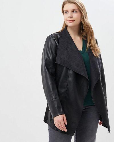 Черная куртка Rosa Thea