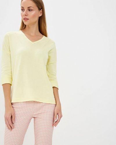 Желтый пуловер Gerry Weber
