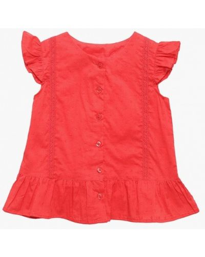 Красная рубашка Modis