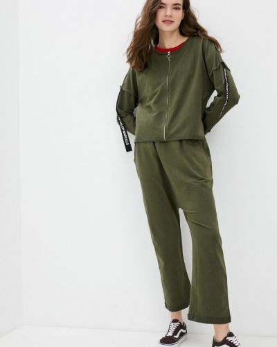 Спортивный костюм - зеленый Whitney