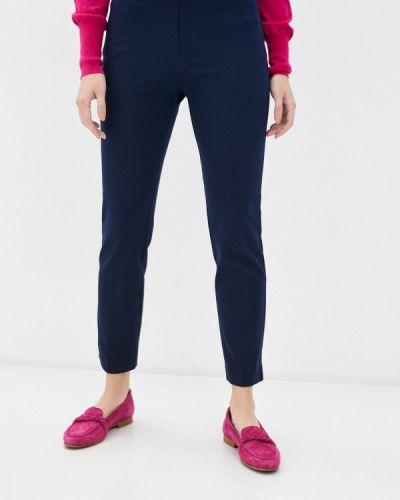 Зауженные синие брюки Gap