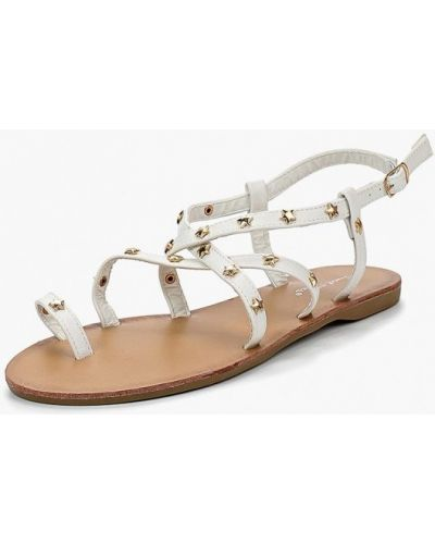 Белые сандалии Sweet Shoes