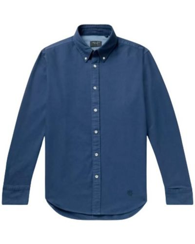 Niebieska koszula oxford Rag & Bone