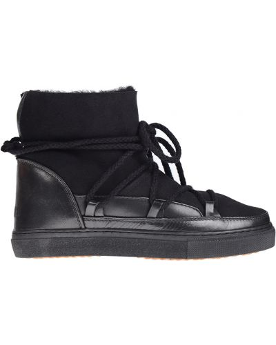 Черные ботинки Inuikii