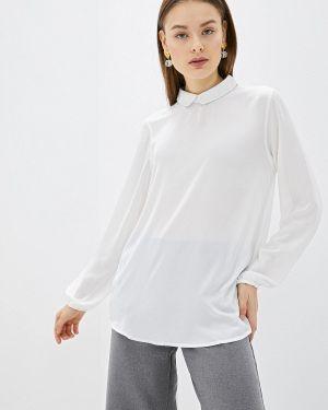 Блузка с длинным рукавом белая Sh